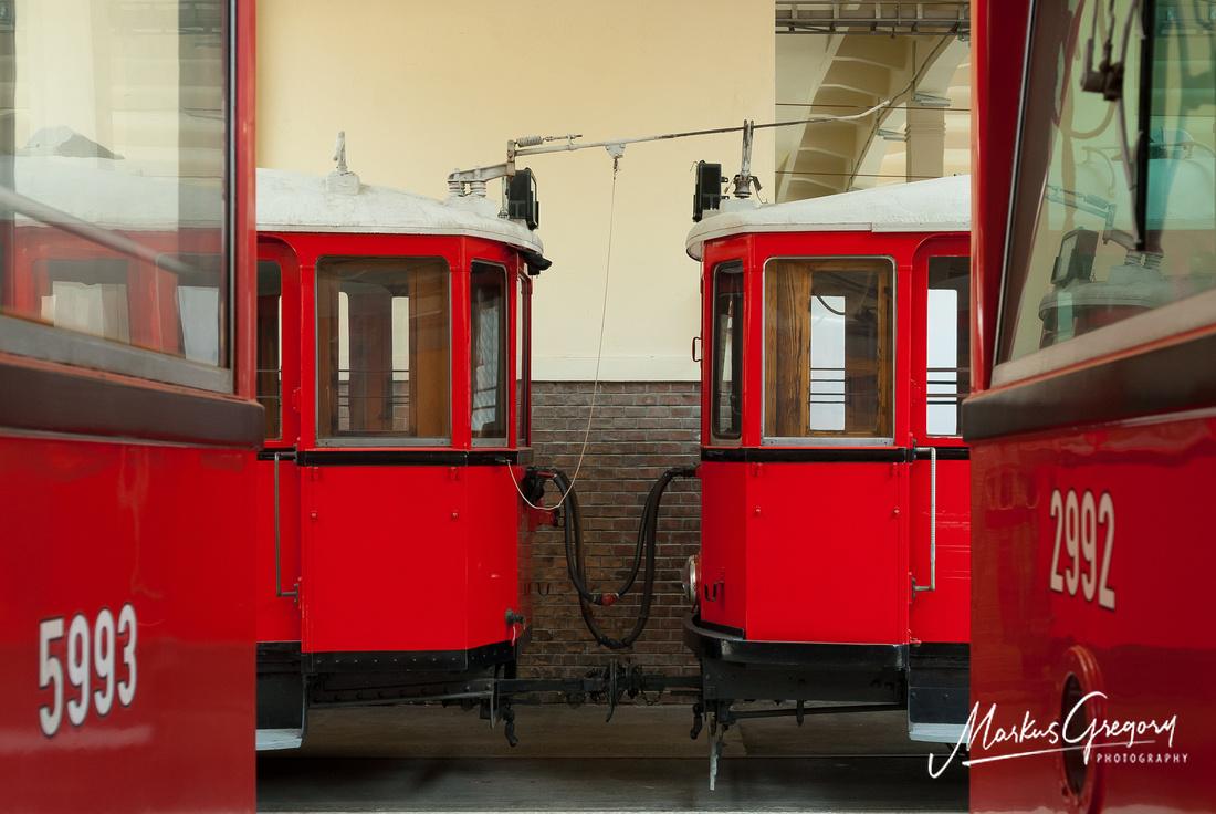 Vienna Tramway Museum