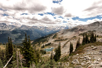 Whistler Mountain - Lilllooet Valley
