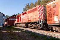Canadian Pacific SD 5500
