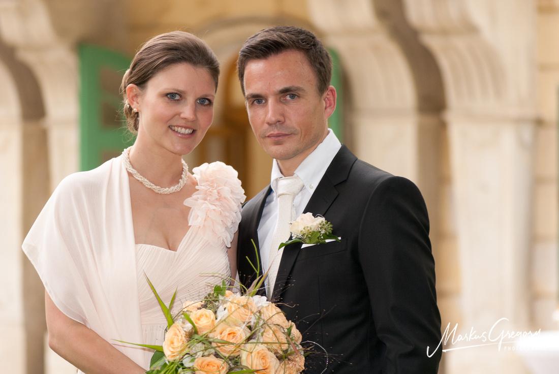 Daniela and Nikolai