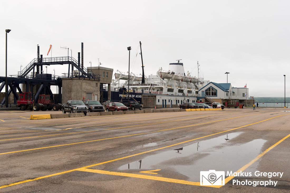 The Princess of Acadia Ferry