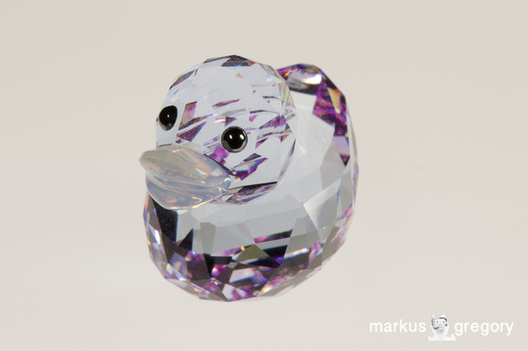 Swarovski Happy Duck - Lovely Lucy