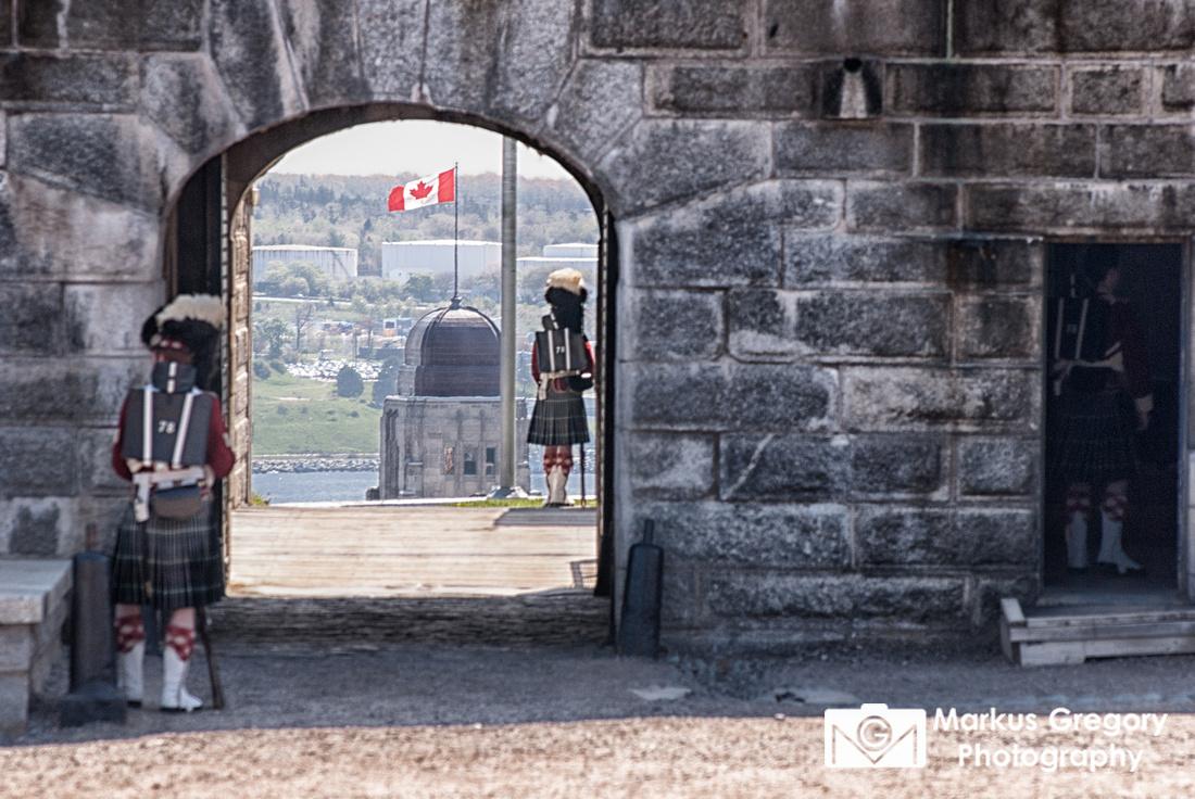 Citadel Hill - Fort George