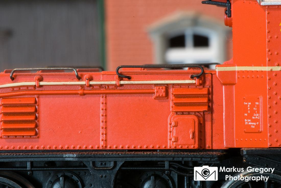 Austrian Federal Railways 1189 Train Chassis