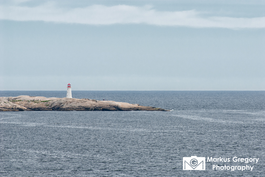 Peggys Point Lighthouse - Peggy´s Cove
