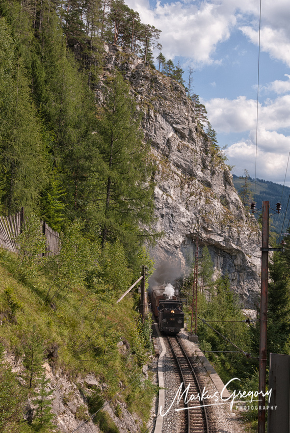 Mh.6 at the Reithmauer near Annaberg