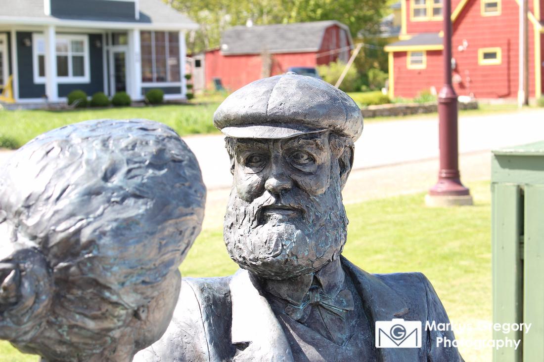 Alexander Graham Bell Monument