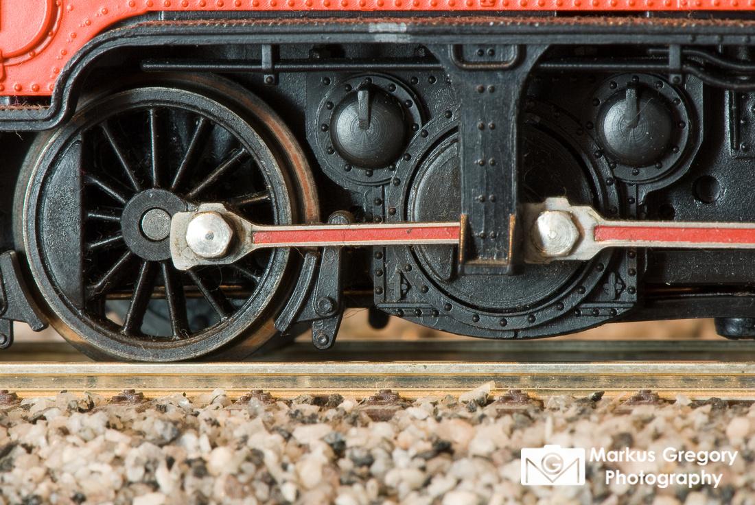 Austrian Federal Railways 1189 Power Transmission