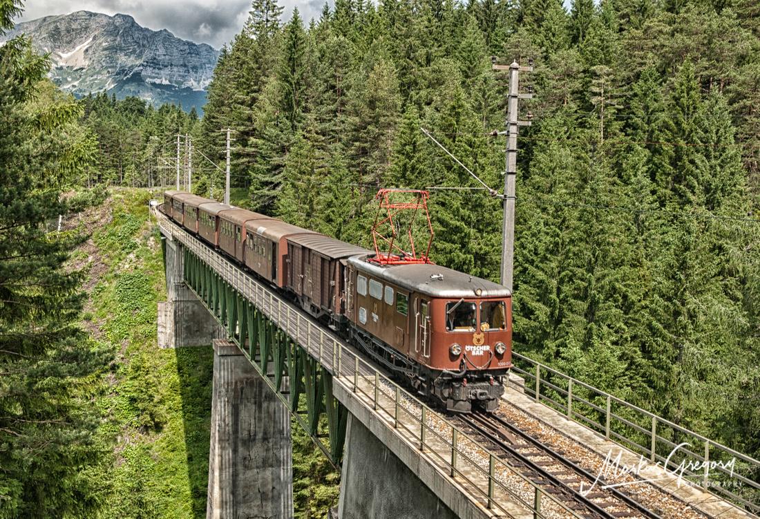 Kuhgrabenbrücke Mariazellerbahn